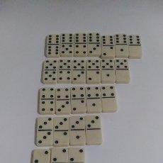 Juegos de mesa: MINI DOMINÓ DE BEIGE. Lote 173330034