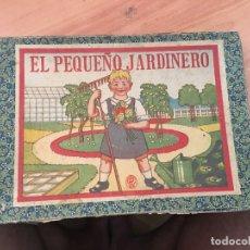 Juegos de mesa: EL PEQUEÑO JARDINERO ANTIGUO JUEGO DE MESA COMPLETO (J-2). Lote 173358782