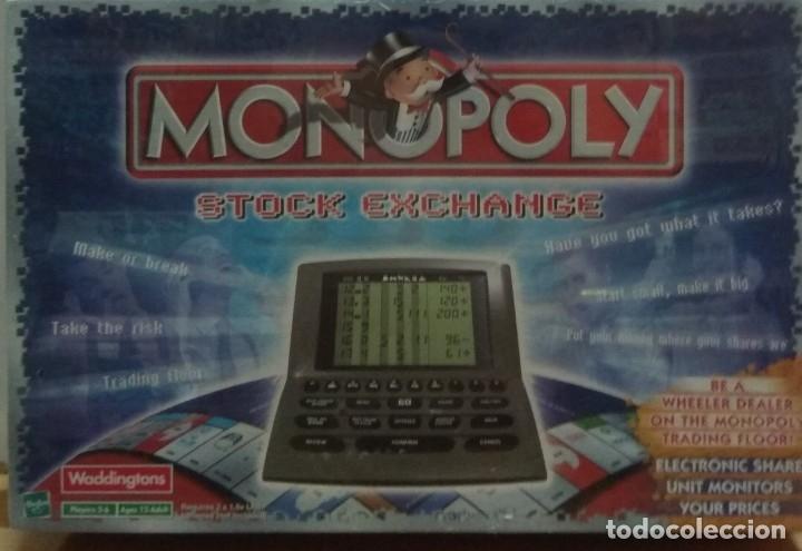 MONOPOLY BOLSA VERSIÓN UK (Juguetes - Juegos - Juegos de Mesa)