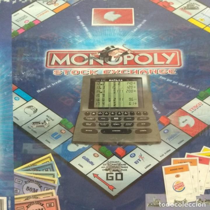 Juegos de mesa: Monopoly Bolsa versión UK - Foto 2 - 173391357
