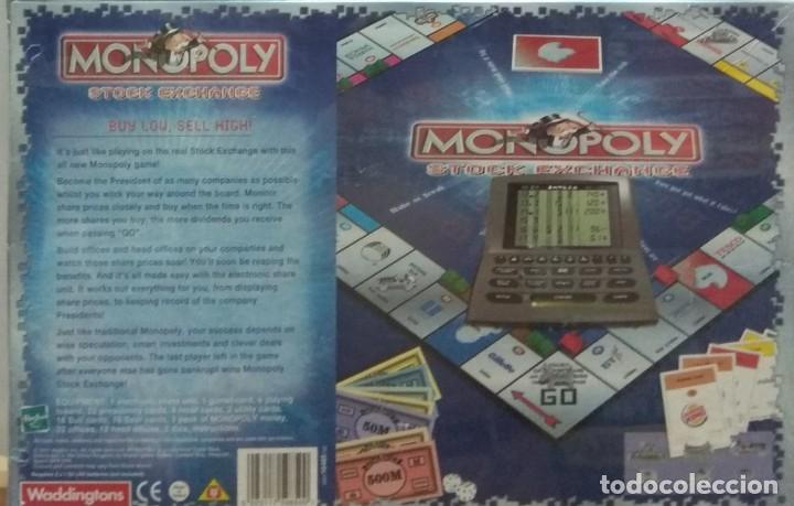 Juegos de mesa: Monopoly Bolsa versión UK - Foto 3 - 173391357