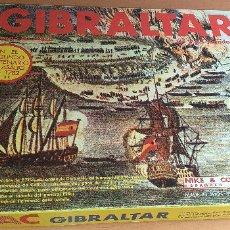 Juegos de mesa: JUEGO DE MESA GIBRALTAR. Lote 173446577