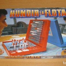 Jogos de mesa: ANTIGUO JUEGO HUNDIR LA FLOTA AÑOS 80 COMPLETO MB. Lote 190226270