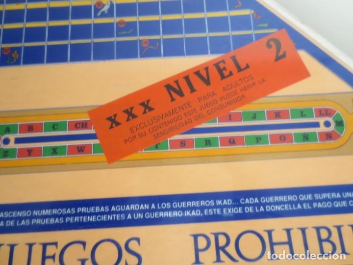Juegos de mesa: PIRÁMIDE DEL AMOR. NIVEL 2. JUEGO ERÓTICO PARA ADULTOS - NUEVO PRECINTADO- - Foto 3 - 173867117