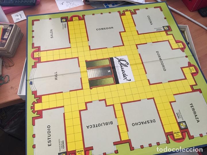 Juegos de mesa: CLUEDO BORRAS COMPLETO (J-2) - Foto 3 - 174006790