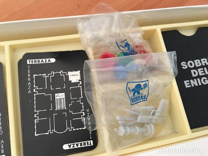 Juegos de mesa: CLUEDO BORRAS COMPLETO (J-2) - Foto 4 - 174006790