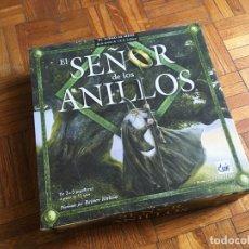 Juegos de mesa: JUEGO DE MESA DE EL SEÑOR DE LOA ANILLOS DEVIR COMPLETO. Lote 174052135