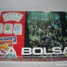 Juegos de mesa: ANTIGUO JUEGO DE MESA EDUCATIVO LA BOLSA DE EDUCA - AÑOS 70 -. Lote 174109480