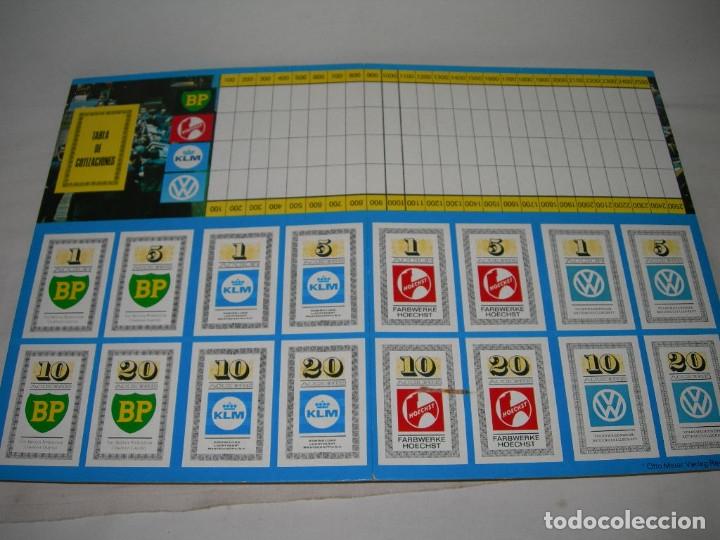 Juegos de mesa: ANTIGUO JUEGO DE MESA EDUCATIVO LA BOLSA DE EDUCA - AÑOS 70 - - Foto 4 - 174109480