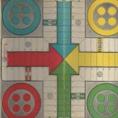 Jogos de mesa: == RR118 - ANTIGUA CARTULINA DE JUEGOS REUNIDOS - PARCHIS - GEYPER. Lote 174188715
