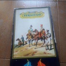 Juegos de mesa: JUEGO DE MESA STRATEGO DE DISET-JUMBO. COMPLETO. Lote 174297328