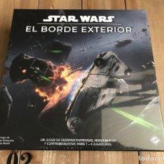 Juegos de mesa: JUEGO DE MESA STAR WARS: EL BORDE EXTERIOR - FFG ED. ESPAÑOL - JUEGO TEMÁTICO - PRECINTADO. Lote 174343283