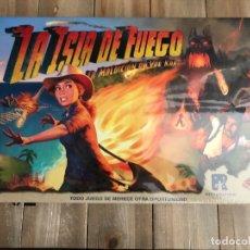 Juegos de mesa: JUEGO DE MESA LA ISLA DE FUEGO - LA MALDICION DE VUL-KAR - ASMODEE - PRECINTADO.. Lote 174344842