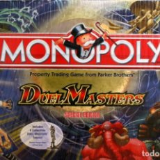 Juegos de mesa: DUEL MASTERS & MONOPOLY DUEL MASTERS USA. Lote 174347289