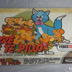 Juegos de mesa: ANTIGUO JUEGO DE MESA CORRE QUE TE PILLO . . Lote 174368334