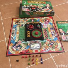 Juegos de mesa: JUEGO DE MESA BACARROTA COMPLETO. Lote 174404758
