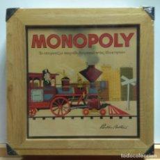 Juegos de mesa: MONOPOLY NOSTALGIA GRECIA. Lote 174417888