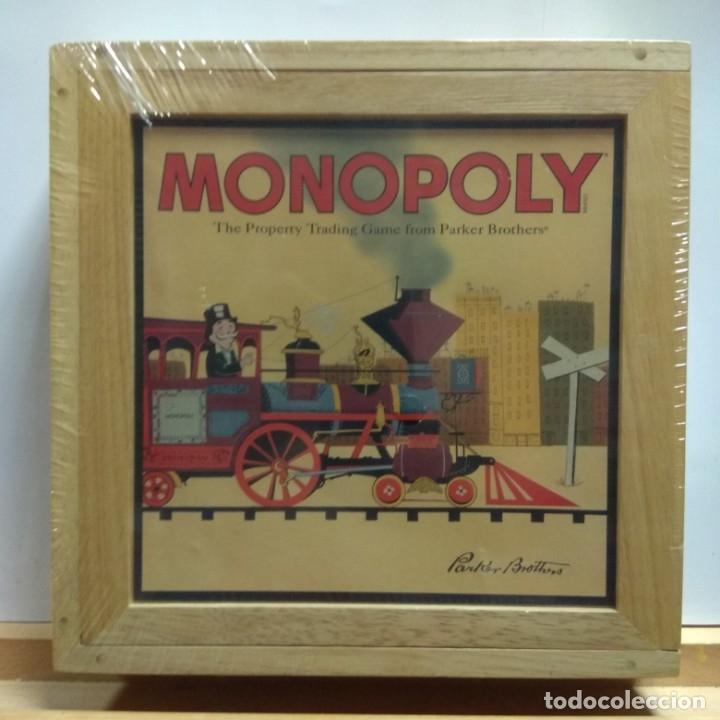 MONOPOLY NOSTALGIA USA (Juguetes - Juegos - Juegos de Mesa)