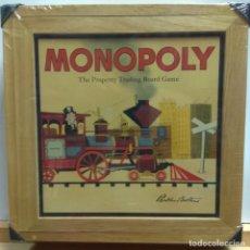 Juegos de mesa: MONOPOLY NOSTALGIA UK. Lote 174418027