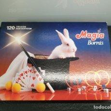 Juegos de mesa: JUEGO MAGIO BORRÁS. CASI COMPLETO (ENVÍO 4,31€). Lote 194565717