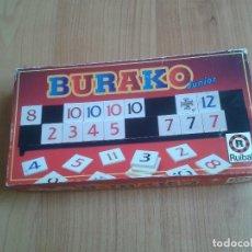 Juegos de mesa: BURAKO -- BURACO -- JUNIOR -- RUIBAL -- ARGENTINA . Lote 174449538
