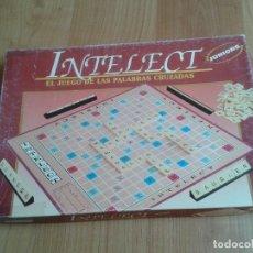 Juegos de mesa: INTELECT JUNIOR -- EL JUEGO DE LAS PALABRAS CRUZADAS -- FALOMIR. Lote 174451790