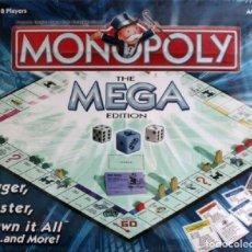 Juegos de mesa: MONOPOLY MEGA VERSIÓN USA. Lote 174471325