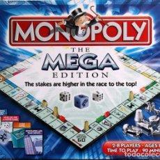 Juegos de mesa: MONOPOLY MEGA VERSIÓN UK. Lote 174471355