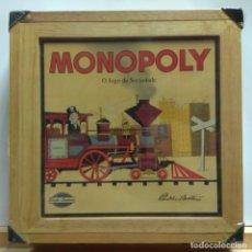 Juegos de mesa: MONOPOLY NOSTALGIA PORTUGAL. Lote 174491137