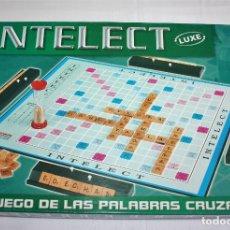 Juegos de mesa: JUEGO DE MESA INTELECT LUXE FALOMIR - BUEN ESTADO Y COMPLETO. Lote 174602679