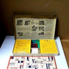 Juegos de mesa: JUEGO COMPLETO DEL F.B.I. INCLUSO CON LAS FIGURITAS. VER FOTOS.. Lote 174914129