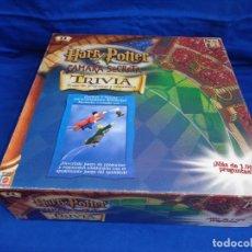 Juegos de mesa: TRIVIA HARRY POTTER Y LA CAMARA SECRETA AÑO 2002 VER FOTOS Y DESCRIPCION!. Lote 228273318