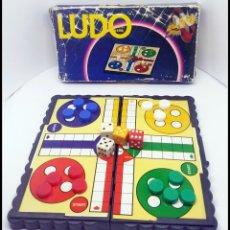Juegos de mesa: MINI PARCHIS DE VIAJE MARCA LUDO POCKET MAGNETIC AÑOS 80. Lote 175105233