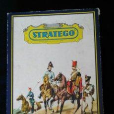 Juegos de mesa: STRATEGO. AÑO 1978. Lote 175111805