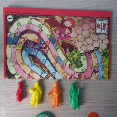 Juegos de mesa: RUY EL PEQUEÑO CID - JUEGO DE MESA 1 - EL TORREÓN DE LOS GIGANTES - DANONE. Lote 175211845