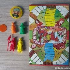 Juegos de mesa: RUY EL PEQUEÑO CID - JUEGO DE MESA 2 - LA GRUTA DE LAS TORTUGAS - DANONE. Lote 175211942