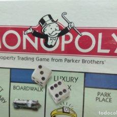 Juegos de mesa: MONOPOLY USA 2005. Lote 175222977