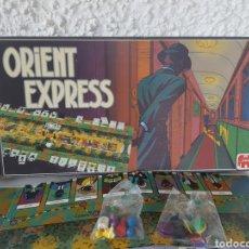Juegos de mesa: ORIENT EXPRESS / JUMBO / COMPLETO/ JUEGO AÑOS 80 / C. Lote 175305458