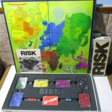 Juegos de mesa: JUEGO DE MESA RISK GRAN JUEGO DE ESTRATEGIA MUNDIAL BORRAS 1982. Lote 175329315