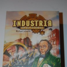 Juegos de mesa: JUEGO DE MESA INDUSTRIA. COMPLETO. EDITORIAL QUEEN GAMES. EDICIÓN EN ALEMÁN.. Lote 175363107