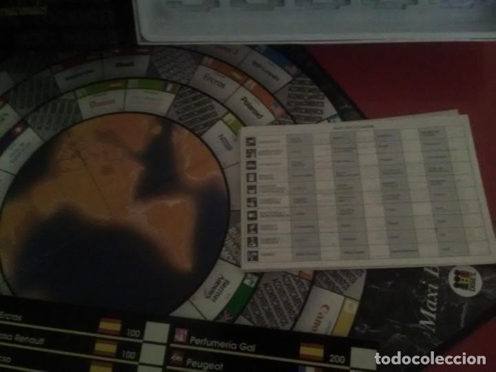 Juegos de mesa: JUEGO MESA COMPLETO MAXI BOURSE - Foto 2 - 175369547