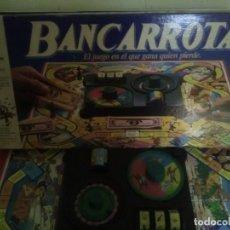 Juegos de mesa: JUEGO MESA COMPLETO BANCARROTA. Lote 175369589