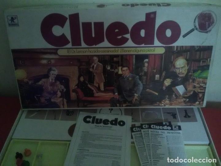 JUEGO DE MESA CLUEDO (Juguetes - Juegos - Juegos de Mesa)