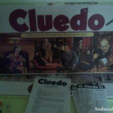 Juegos de mesa: JUEGO DE MESA CLUEDO. Lote 175369654