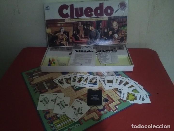 Juegos de mesa: JUEGO DE MESA CLUEDO - Foto 2 - 175369654