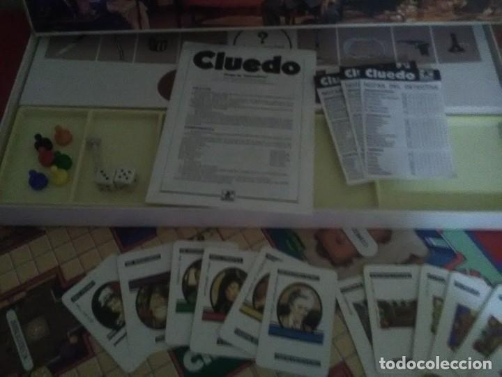 Juegos de mesa: JUEGO DE MESA CLUEDO - Foto 4 - 175369654