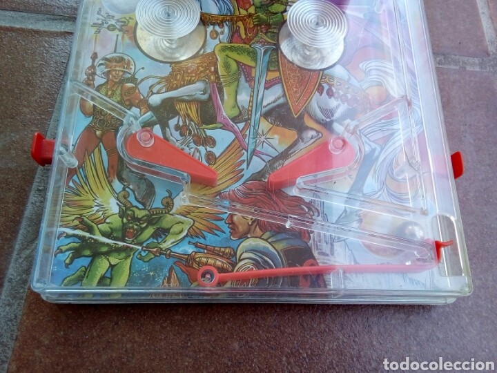 Juegos de mesa: PIN BALL JÚNIOR RIMA - Foto 4 - 175609619