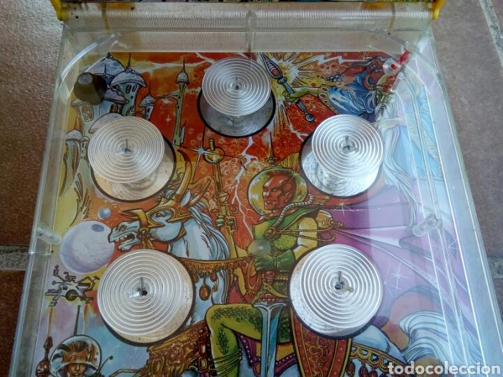 Juegos de mesa: PIN BALL JÚNIOR RIMA - Foto 5 - 175609619
