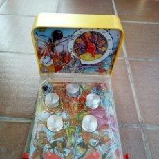 Juegos de mesa: PIN BALL JÚNIOR RIMA. Lote 175609619