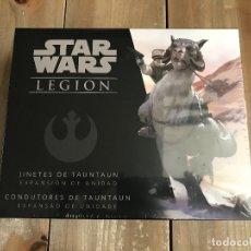 Juegos de mesa: STAR WARS LEGION - JINETES DE TAUNTAUN - EXPANSIÓN DE UNIDAD - JUEGO MINIATURAS FFG. Lote 175731668